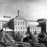 Zuccherificio di Mezzano [1910-1915]. Giulio Bagnari