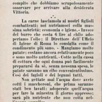 """Commissione delle minute della Lega """"Pro-limitazione dei consumi"""", Massaie, volantino, 1917, in Europeana 1914-1918 (www.europeana1914-1918.eu)"""