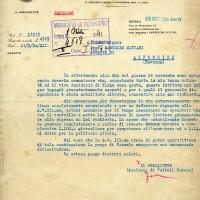 Documento dell'Istituto Luce