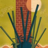 """La copertina del numero speciale dedicato alla cooperazione del marzo 1932 della rivista """"Italia agricola""""."""