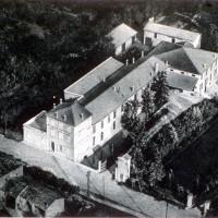 Foto aerea del pastificio Braibanti negli anni '30, Archivio Storico Barilla - Parma – Italia.