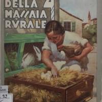 Agenda della massaia rurale, Roma, 1936.