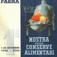 1940. Mostra Conseve Alimenetari (collezione Longarini).
