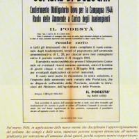 Conferimento obbligatorio uova 1944, in Archivio storico del Comune di Bologna.