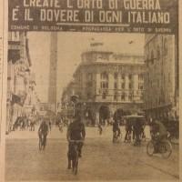 Sfruttare ogni zolla, in «Il Resto del Carlino», 26 settembre 1941.