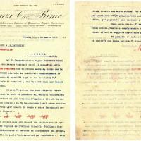 1938. Offerta di vendita di concentrato di Pomodoro in Africa Orientale (Collezione Longarini).
