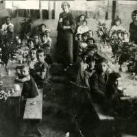 Mensa scolastica, Anni Trenta