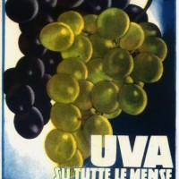 Cartolina della III Festa Nazionale dell'UVA