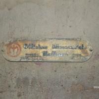 Setacci a vibrazione e a rullo della OMI Reggiane, Massimo Brunelli - Associazione Amici delle Vie d'Acqua e dei Sotterranei di Bologna / Bologna sotterranea®.