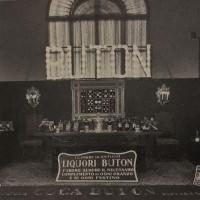 Foto del padiglione liquori Buton, in «Bologna. Rivista mensile del Comune», n. 5, maggio 1935.
