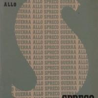 Ufficio propaganda Pnf, Guerra allo spreco, Bologna, 1941.