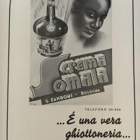Crema somala… è una vera ghiottoneria, in «Bologna. Rivista mensile del Comune», n. 4, aprile 1937.