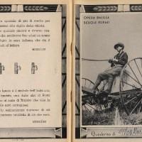 Copertina di quaderno, in Istituto nazionale documentazione innovazione ricerca educativa (www.indire.it).