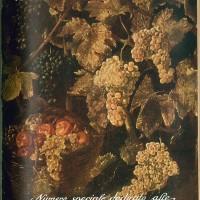 """Numero speciale dell'agosto del 1927 della """"Italia agricola"""" dedicato alle uve da tavola."""