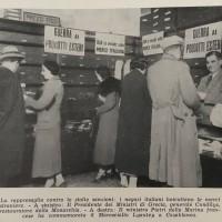 Guerra ai prodotti stranieri, in «L'Illustrazione italiana», 10 novembre 1935, n. 45.