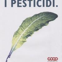 Manifesto della campagna Coop contro l'uso indiscriminato dei pesticidi (anni ottanta)