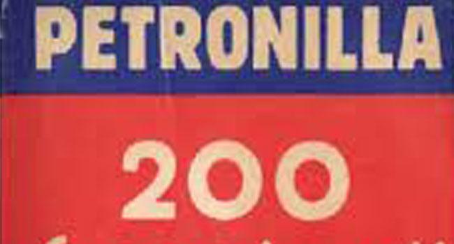 Petronilla, 200 suggerimenti per ... questi tempi, 1943