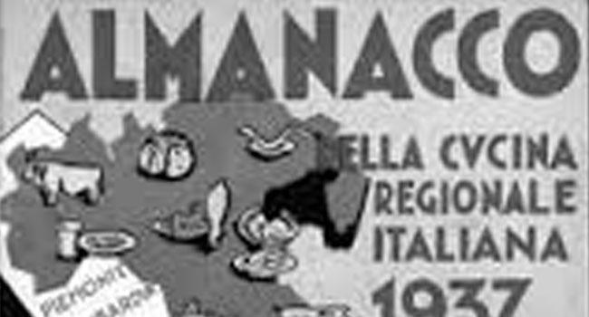 Ada Bonfiglio Krassich, Almanacco della cucina regionale, 1937