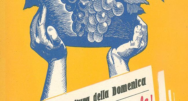 """La """"cesta editoriale"""" della Federconsorzi"""