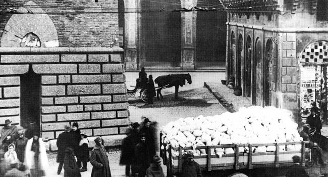 Il Sindaco del pane nella Bologna della Prima Guerra Mondiale. La nascita dell'Ente Autonomo dei Consumi
