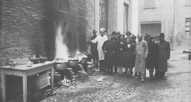 1943-1945: la fame nera