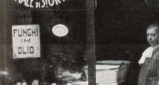 La cucina ebraica ferrarese nella prima metà del Novecento