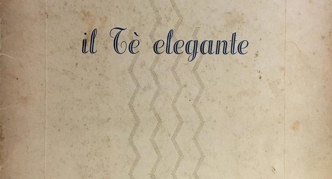 Giovanni Giannoni, Il Tè elegante, 1938