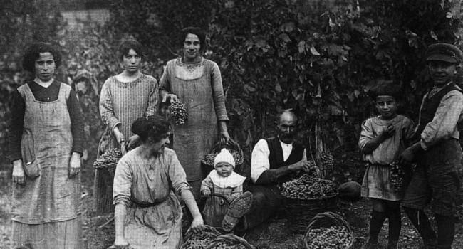 Frutta Rossa: vita e lavoro nella valle del Panaro fra il 1935 e la Seconda guerra mondiale