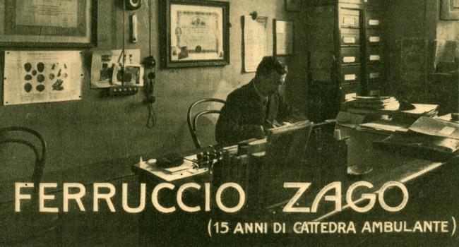 La lunga marcia di Ferruccio Zago. La cattedra ambulante di Piacenza tra Otto e Novecento