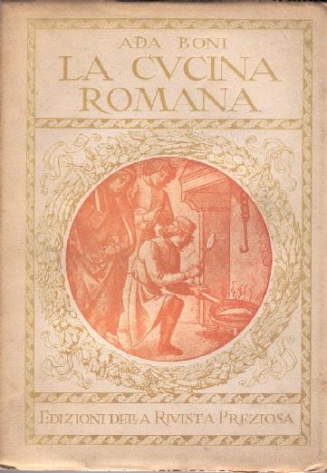 Ada boni la cucina romana 1929 for La cucina romana