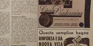 Le ricette di Annabella. Frugalità, in «Annabella», n. 27, 2 luglio 1940.