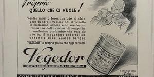 Vegedor, in «L'Illustrazione italiana», 1 giugno 1941.