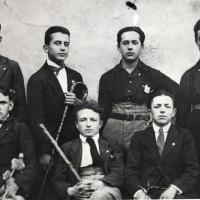 Militi fascisti di Bagnolo in Piano (RE)