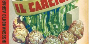 Carlo Rava, Il carciofo, Roma, Ramo editoriale degli agricoltori, 1940.