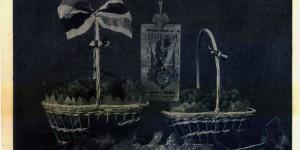 Cartolina della Festa dell'Uva del 28 settembre 1930