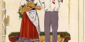 Manifesto della Giornata del Vino del 11settembre 1927, Lugo