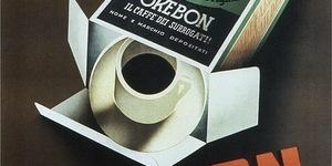 Okebon, il caffè dei surrogati, manifesto.