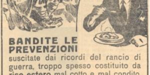 Bandite le prevenzioni, in Ente Risi, http://www.enterisi.it/