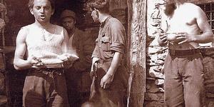 Partigiani, foto in www.opartigiano.it/resistenza.htm