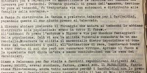 Bollettino del Corpo Volontari della Libertà. Delegazione per l'Emilia del Comando generale dei distaccamenti e brigate d'assalto Garibaldi, maggio-giugno 1944, in Istituto per la storia e le memorie del 900 Parri Emilia Romagna.