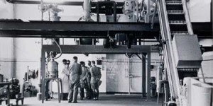 1941. Visita delle autorità (archivio SSICA).