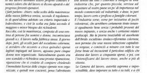 24 agosto 1911. Per una nuova industria (Gazzetta di Parma).